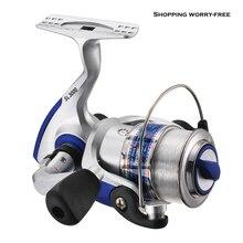 FishingReel fish Line Round Sea Bream Spinning Wheel Type fishing Reel 1000 Road Asian