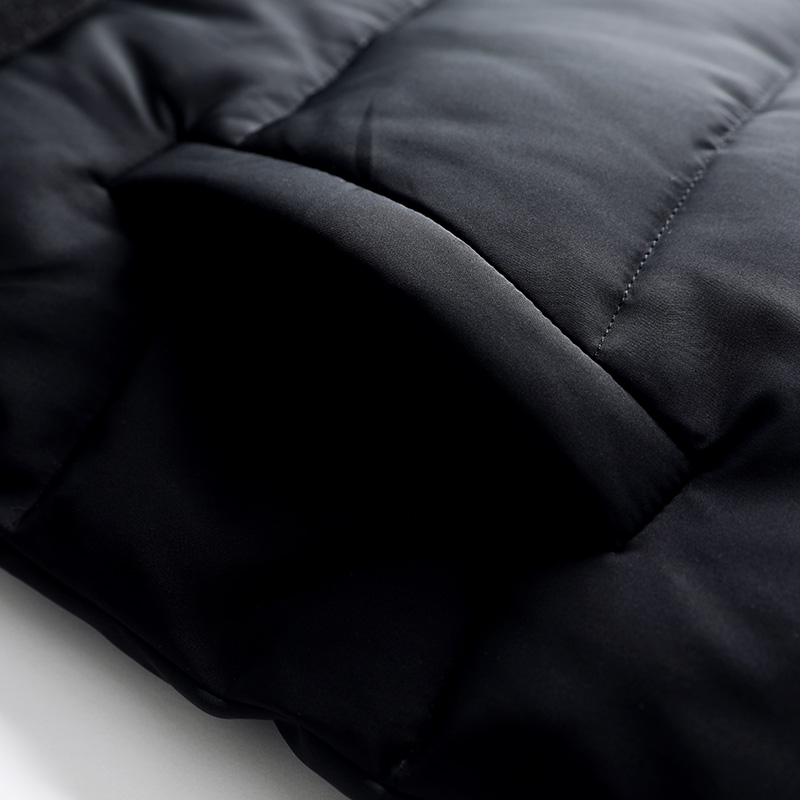Noir Manteau Supplémentaire Lâche Grande Rembourré Femmes Nouveau Feminino Taille Vestidos La Plus Mujer D'hiver D603 Long Épais Veste 2018 Coton TUp1Pvwq