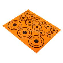 20 Sheet Paper Targets Self adhesive Target Stickers for Shooting Hunting Archery Practice, 1.5″, 2″, 3″