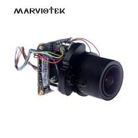 Ip Cctv Camera Module With Wifi Audio Alarm RS485 Ports Ip Camera Wifi 960p 720p Mini