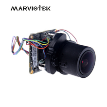 960p wireless ip camera wifi 720p mini ip cameras ptz motorized zoom security video surveillance with wi-fi audio alarm RS485