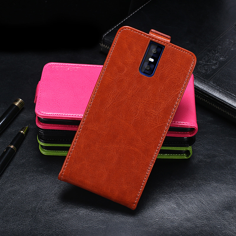 Itgoogo For Oukitel K3 Case Cover Hight Quality Flip Leather Protective Case For Oukitel K8000/U22/U16 Max/U7 Max/K6000 Pro
