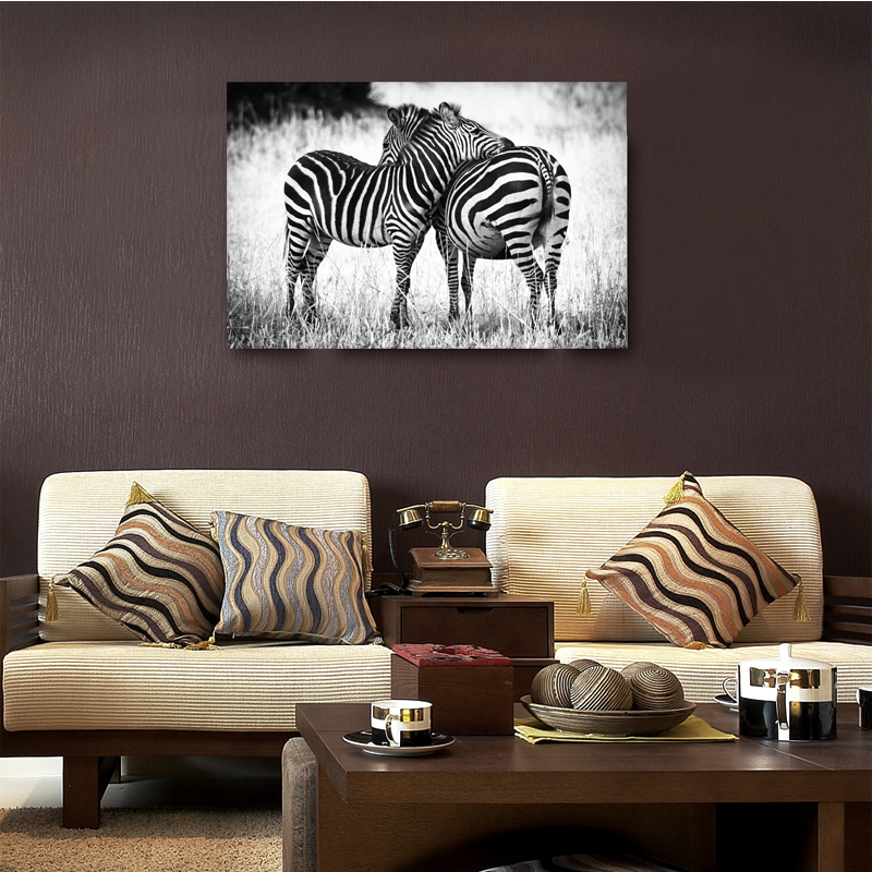 1pcs no frame modern wall art picture for living room home for Modern wall decor for living room
