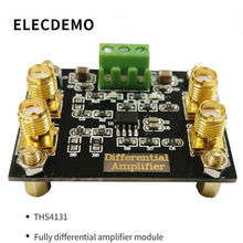 купить THS4131 Module Fully Differential Amplifier Module Single-Ended to Differential Single-Ended Input Double-Ended Output Low Noise по цене 1569.66 рублей