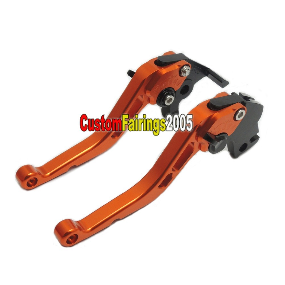 For KTM 2012-2015 DUKE 125 200 390 and For KTM RC125 RC200 RC390 2014 Short Normal Brake Clutch Levers FKTMP110 for ktm 390 200 125 duke 2012 2015 2013 2014 motorcycle accessories rear wheel brake disc rotor 230mm stainless steel