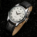 New Brand High Quality Casual Men Wristwatches Hour Leather Strap Analog Quartz Clock Men Watches Fashion Business Watch