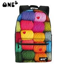 2017 ONE2 Дизайн рукоделие шаблон hot shot школьная сумка видных пользовательские холст рюкзак для девочек-подростков