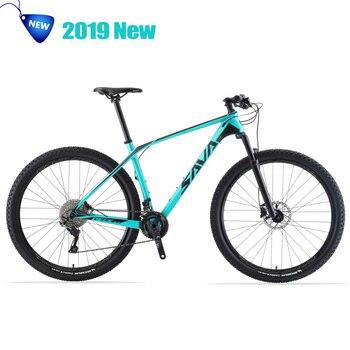 Mountain Bike mtb velo vtt 29 29/27.5/29 26 fibra de Carbono mountain bike mtb bicicleta de montanha dos homens com SHIMANO 30 velocidade mtb