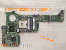 For Toshiba satellite M800 m840 Laptop motherboard ATI VGA chip non-integrated DABY3CMB8E0 A000174420 60days warranty