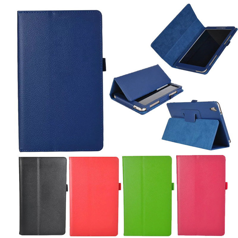 2017 New Arrival Litchi PU Bracket Standing Cover for Huawei Honor 2 8.0 tablet / MediaPad T2 8 Pro Flip Protective Case ultra slim fashion silicone case for huawei honor tablet 2 cover jdn al00 jdn w09 mediapad t2 8 pro protective cover stylus