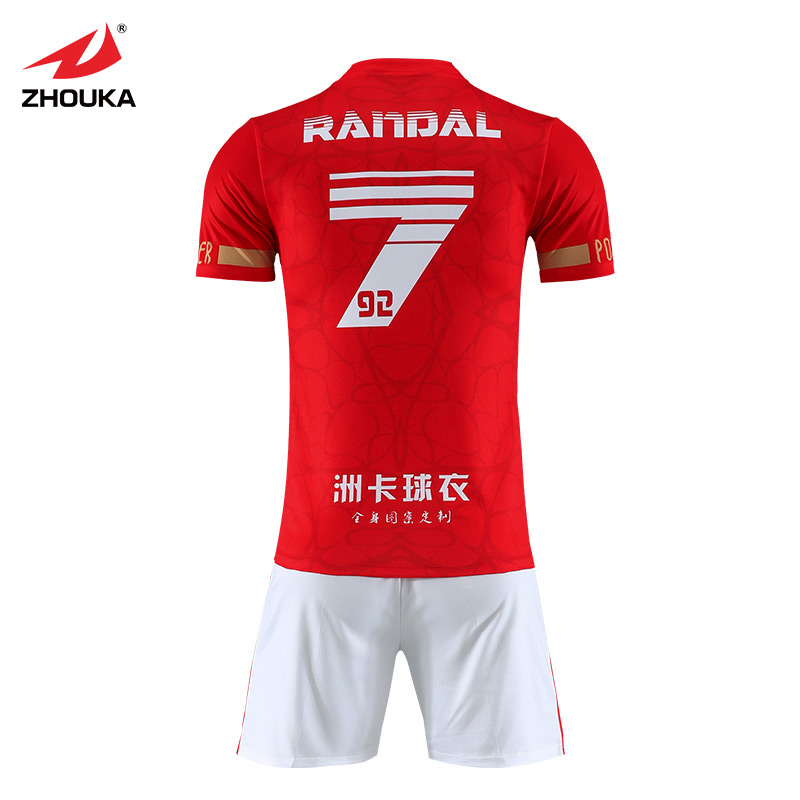 81a9d3bb2cc Aliexpress.com   Buy Wholesale new model original soccer tops football  training kit dry fit sports wear grade aaa thailand full set soccer jersey  from ...