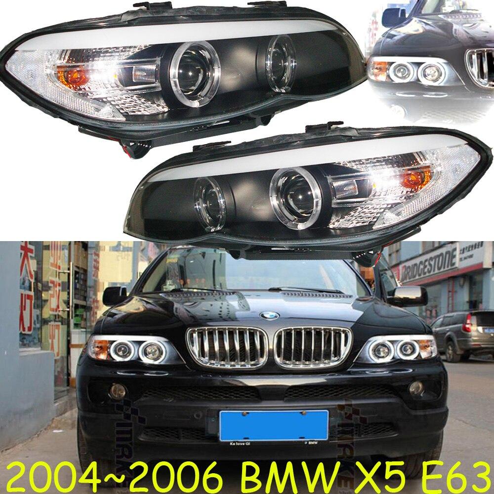 Hid, 1998 ~ 2003/2004 ~ 2006 Автомобиль Стайлинг для X5 фар, E63, canbus балласт, x5 туман, X5 фара