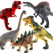 Large Size Realistic Dinosaur Lifelike Tyrannosaurus Rex Brachiosaurus Soft Sounding Jurassic World Dinosaurs