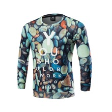 2017 fashion thickening men leisure brand fashion leisure male jumper man print color stones