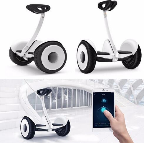 ul ups free ship overboard scooter mini 2 Wheel Electric self balance Scooter Smart Balance Wheel Bluetooth Hoverboard Car LED