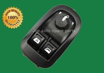 Elektrikli Ayna ve Güç Pencere Kaldırıcı Anahtarı PEUGEOT 206 306 MK2 206CC CITROEN 1998-2014
