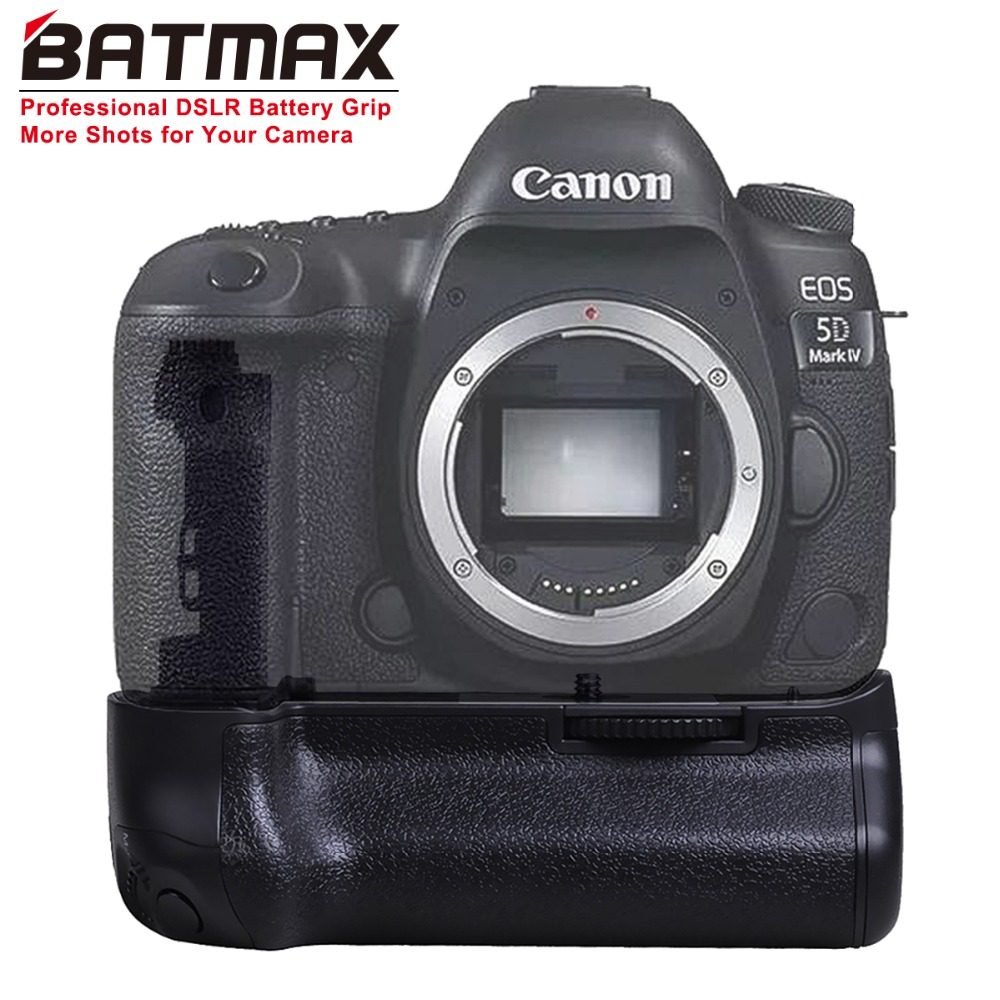 Batmax BG E20 Battery Grip Wireless Shutter Release Remote for CANON EOS 5D Mark IV 5DIV