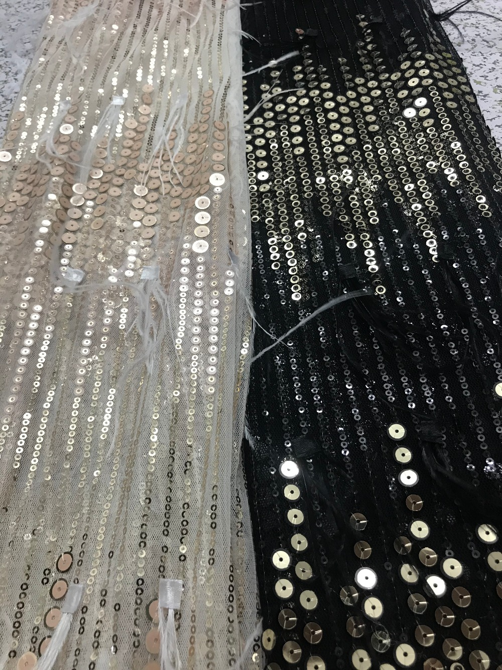 African Lace Fabric 3d Lace Beads Cotton Lace Fabric African Real Wax Print Stoffen Per Meter Voor Kleding Nigeria Parts & Accessories