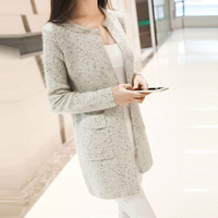 New Arrival 2016 Sweater Women Fashion Cardigan Sweater Women Students Sweaters Long Sleeve Korean Style Sweaters