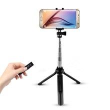 Yixiang 3in 1 Selfie Stick Tripod w 360 Degree Rotation Phone Clip Mount and Bluetooth Remote for iPhone 8 Meizu XiaoMi 6 HuaWei