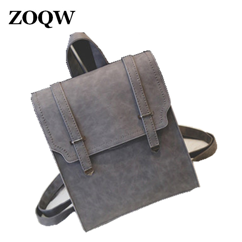New Fashion Women Backpack High Quality PU Leather Backpacks for Teenage Girls Fashion School Bags Travel Backpack SW0256|fashion leather backpack|leather backpackleather fashion backpack - AliExpress