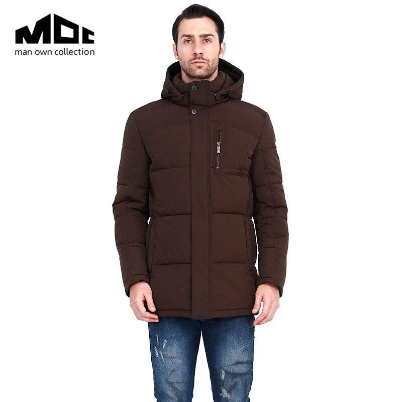 Men Coat Long Plus Size M-XXXXL Hooded Winter Fashion Mens Down Jacket MOC Brand Jeep Men's Cotton Parkas winter brand new men winter cotton down jackets for men winter hooded jacket men winter coat plus size xxxl