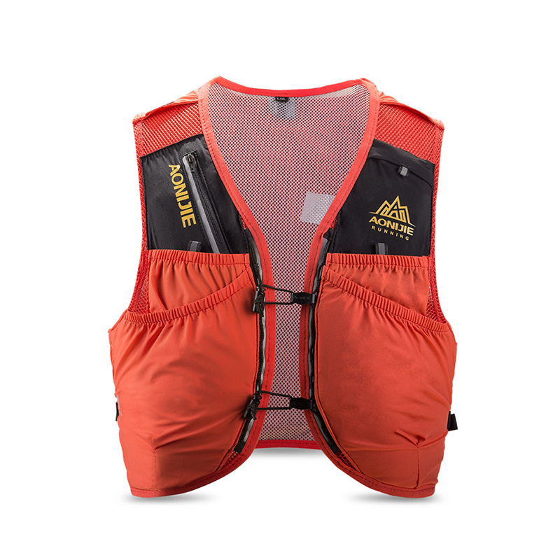 AONIJIE C942 sac à dos de peau avancé sac d'hydratation sac à dos gilet harnais vessie d'eau randonnée Camping course Marathon course - 3