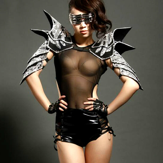 how to make body armor costume