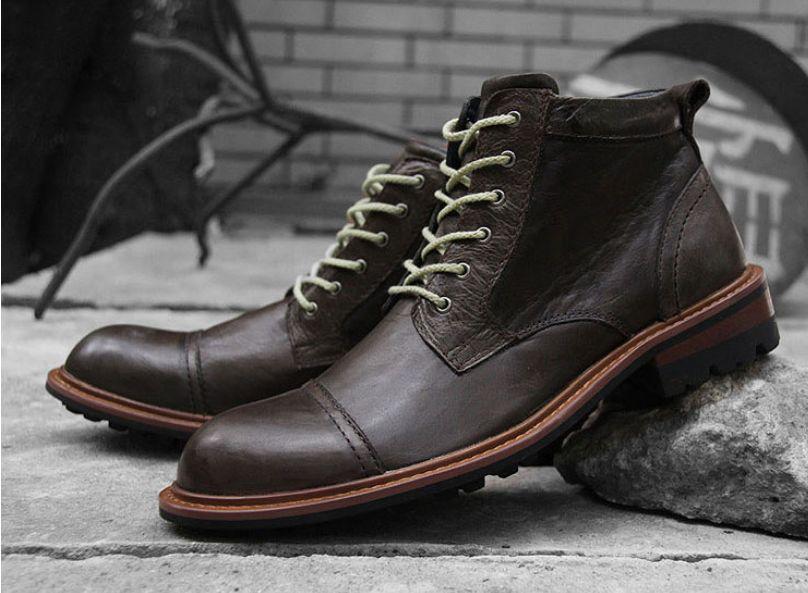 Cool Men Boots - Boot 2017
