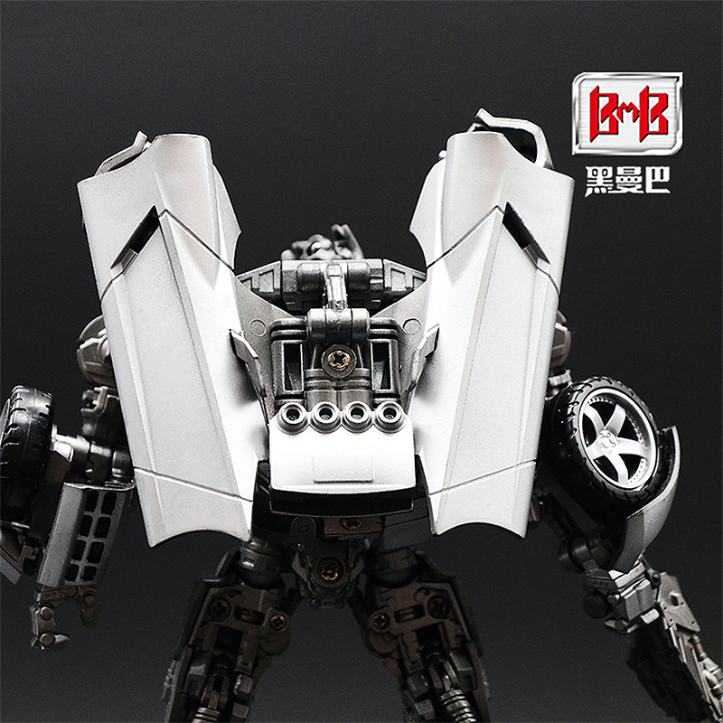 Transformers LS09 Metal Weapon Expert MPM06 Magnified Alloy Toy Hot Sale