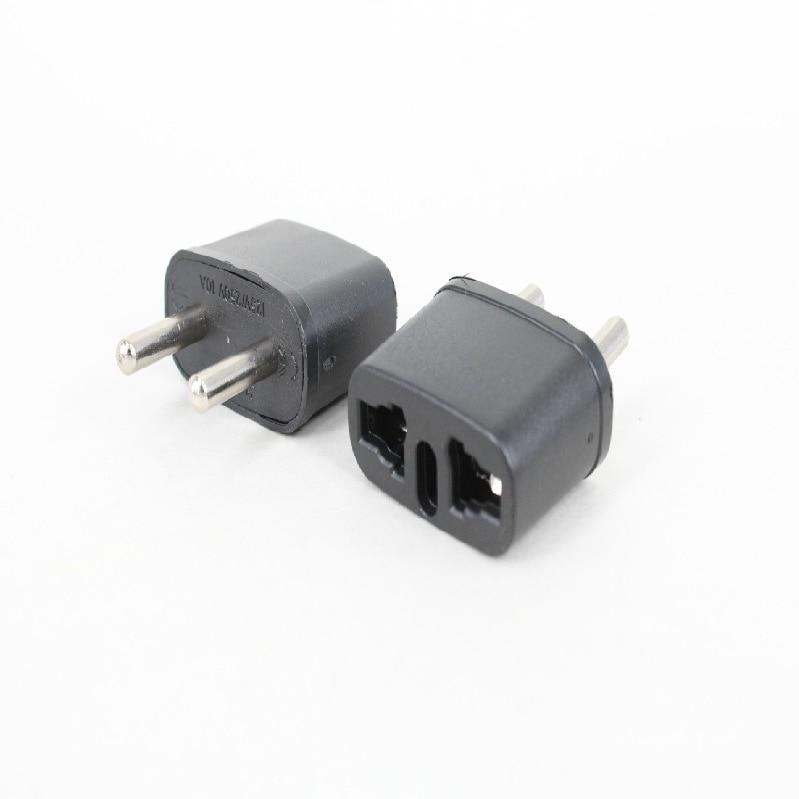 China turned Europe through oubiao continental European rules euro mini power converter plug adaptor house rules