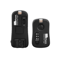 Pixel TF 363 Wireless Remote Control Shutter Release Flash Trigger Transmitter & Receivers For Sony A33 A55 A57 A77 A900 A850