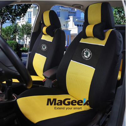 car seat cover for skoda octavia thickening covers sandwich accessories universal cushion free shipping automotive auto