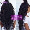 Peruvian Virgin Hair Deep Wave 4 Bundles Pineapple Wave Hair Bundles Peruvian Deep Wave Virgin Hair Deep Curly Weave Human Hair