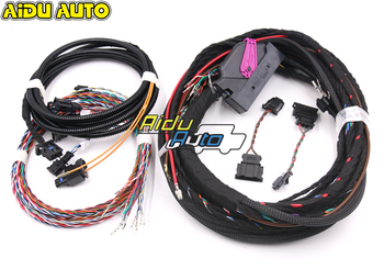 цена на USE FOR VW Passat B8 Install Update Dynaudio System acoustics Wire harness Cable