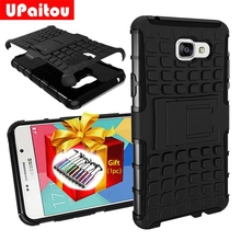 UPaitou Heavy Duty Defender Armor Case For Samsung Galaxy A3 A5 A7 A8 A9 2015 2016 Rugged TPU Plastic Hybrid Back Cover