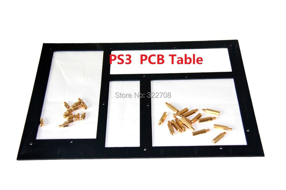 New Spot for PS3 Fat 40 60gb Motherboard PCB Support JIG Clamp