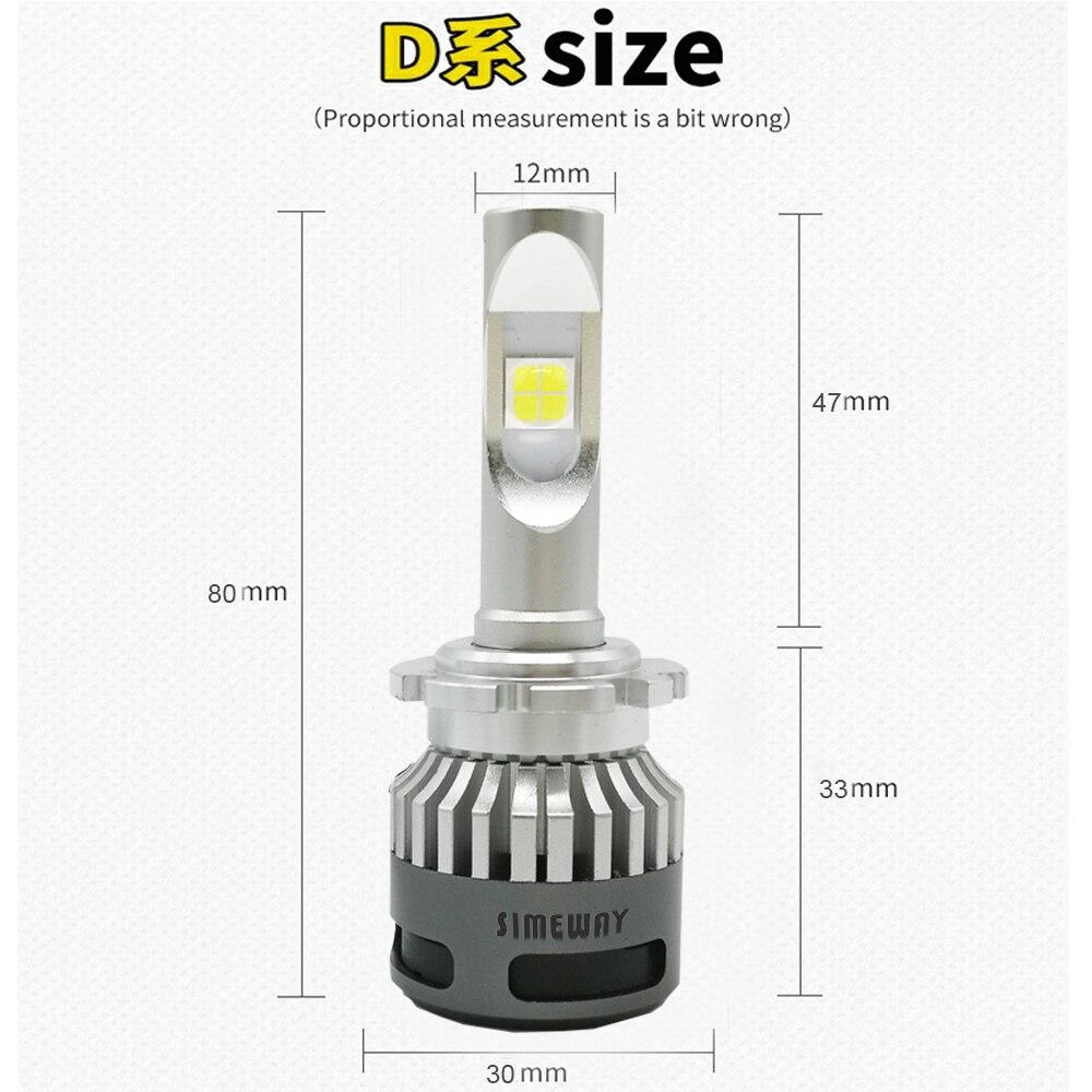 D size