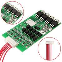 NEW Arrival 1PC 5s Cells 24V 20A Balancing Li Ion Lithium 18650 Battery In Out BMS