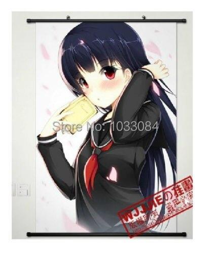 Tasogare Otomoe x Amnesia Yuko Kanoe Home Decor Anime Poster Wall Scroll Art 78186fa0b