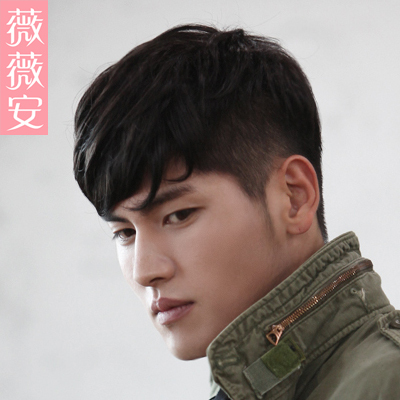 Marvelous Aliexpress Com Buy Vivian Wig Short Hair Handsome Male Korean Short Hairstyles Gunalazisus
