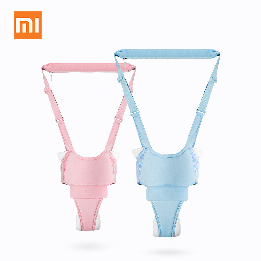 Xiaomi Baby Learning Walking Full Section Removable Infant Walking Adjustable Belt Toddler Leash Baby Harness For Child Safety