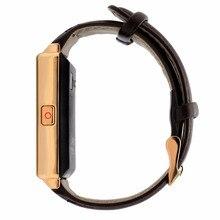 2016 HEIßER D6 Android 5.1 3G Smartwatch Telefon Quad Core 8 GB ROM GPS WiFi Bluetooth 4,0 1,63 zoll Gesundheit tracker FM Radio uhr