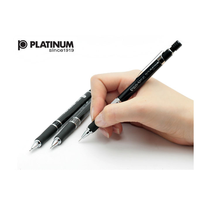 Japan PLATINUM MSD-500 Mechanical Pencil 0.3 / 0.5 / 0.7 mm Mechanical Pencil Professional Graphics Automatic PencilJapan PLATINUM MSD-500 Mechanical Pencil 0.3 / 0.5 / 0.7 mm Mechanical Pencil Professional Graphics Automatic Pencil