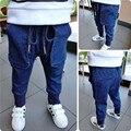 2016 новый осень мальчики джинсы юноши дети штаны детей брюки дети джинсы мальчик одежда детская одежда BC-K034