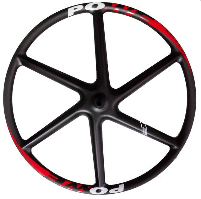 Powerelease 6 Spoke 29er Hookless Carbon Wheels Mountain Bike Wheel