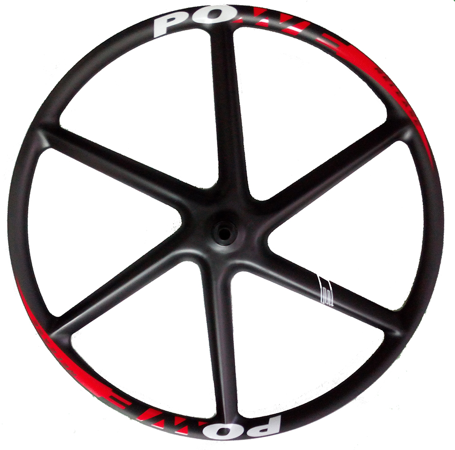 Powerelease <font><b>6</b></font> <font><b>spoke</b></font> 29er hookless carbon <font><b>wheels</b></font> mountain <font><b>bike</b></font> <font><b>wheel</b></font> mtb 29 inch rim 29