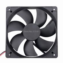 купить 20Pcs Gdstime High Speed Computer 120mm DC 24V 2Pin 12025 120x120x25mm 12cm Brushless DC Cooling Fan Cooler по цене 8084.11 рублей