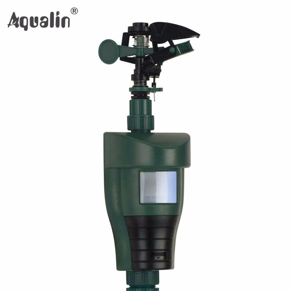 Animal Away Scarecrow Garden Jet Spray Repellent Driving Small Animals Repellent Used Outdoor 31006