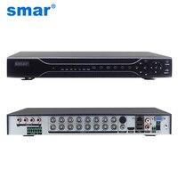 Новинка 2015 AHD H 16CH 1080 P AHD DVR H.264 Onvfi 16 канальный 1080 P ahdh DVR 3G Wi Fi сигнализации Вход Поддержка 2 SATA Порты и разъёмы HDD Hybrid DVR